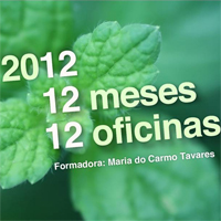 Jan-Dez – 12 Oficinas de Botânica em 2012